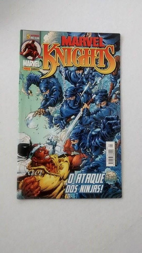 Hq - Gibi - Marvel Knights Nº 5 Original