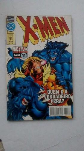 Hq - Gibi - X-men Nº 120 Original