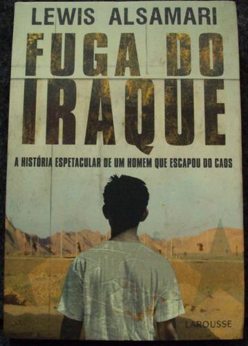 Fuga Do Iraque - Lewis Alsamari  Original