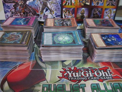 Yu-gi-oh!: Lote De 110 Cartas Originais! *promoção*