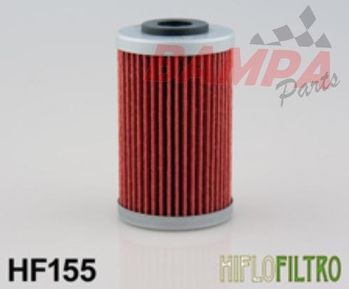 Filtro De Óleo Hiflo Ktm 250-450-520-52 Hf155 Promo