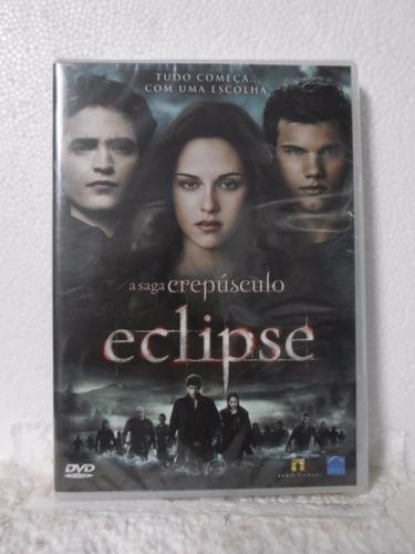 Dvd Eclipse - Original - Lacrado