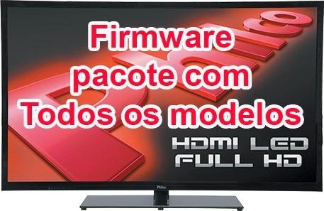 atualização de software firmware tv ph32b51dsgwa