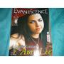 Evanescence Amy Lee Revista Poster Editora Escala Nova Top