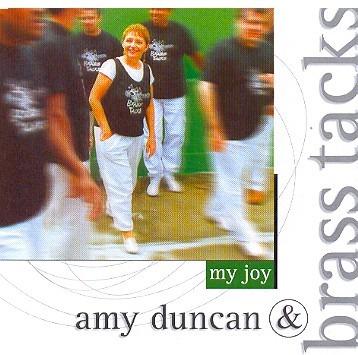 Cd Amy Duncan & Brass Tacks - My Joy Original