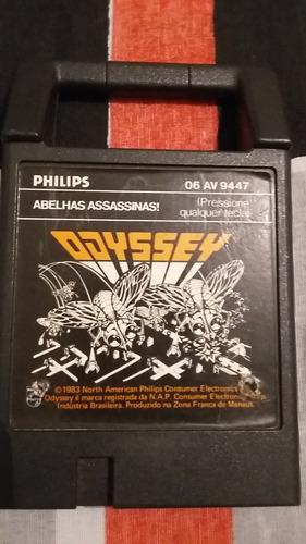 Video Game Antigo Cartucho  Odyssey Anos 80 Original