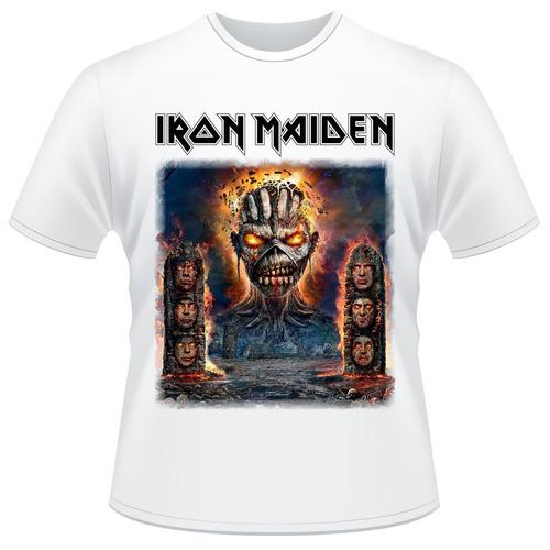Camisa Iron Maiden
