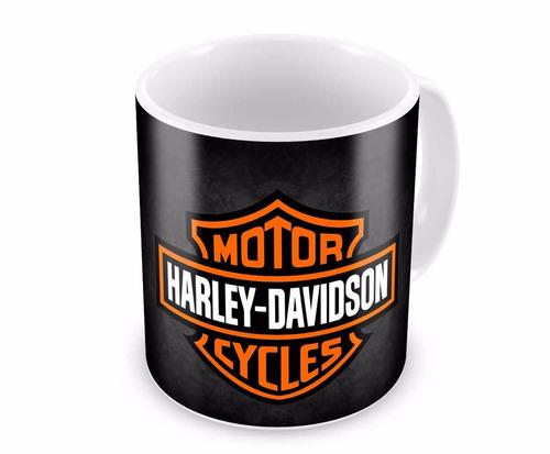 Caneca de Porcelana Harley Davidson