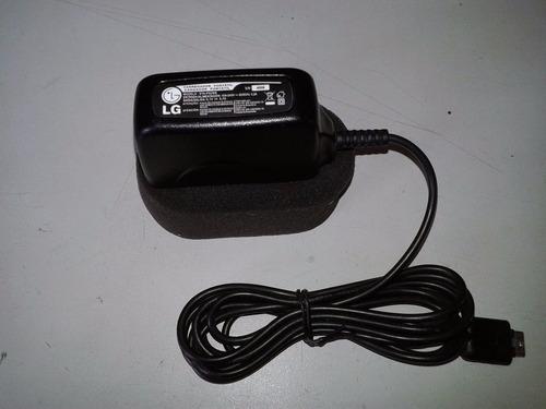 Carregador Portátil Celular LG Mod Sta-p52wr - 100% Novo Original