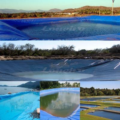 Capa lona 3x2 m azul piscina cobertura caminh o 300 micras - Piscinas desmontables 3x2 ...