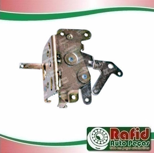 Fechadura Porta Dianteira Ld Mecanica Elba 2pts 86/96 Original