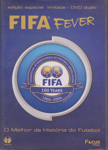 Fifa Fever 100 Anos - O Melhor Da História Do Futebol / Novo Original