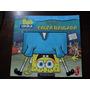 Livro Bob Esponja Calça Rasgada Nickelodeon