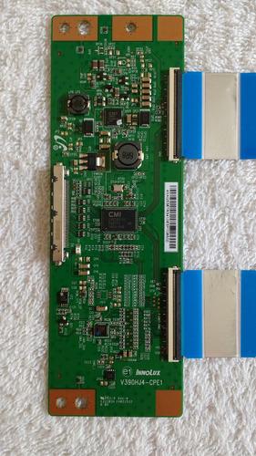 Placa T-con Tv LG 39lb5600 V390hj4-cpe1 Original