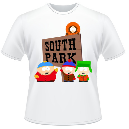 Camiseta South Park