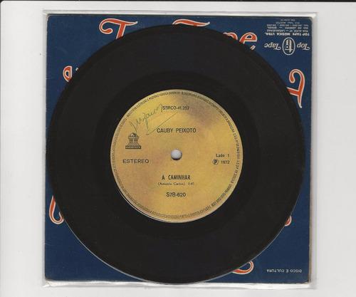 Cauby Peixoto - A Caminhar 1972 - Compacto Ep 36 Original