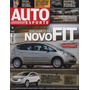 Auto Esporte Nº522 Honda Fit Linea Focus Corolla Civic Golf
