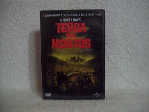 Dvd  Terra Dos Mortos Original