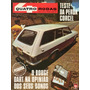 Quatro Rodas Nº116 Março 1970 Ford Corcel Perua Belina Dart