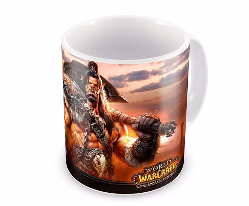 Caneca de Porcelana World Warcraft
