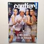 Revista Contigo Juliana Paiva Carlinhos Brown Mariana G620
