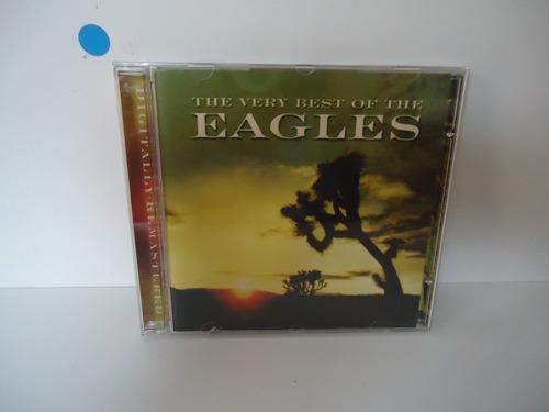 Cd The Very Best Of Eagle - By Trekus Vintage Original