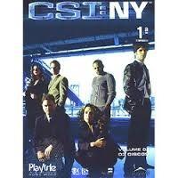 Dvd Csi:ny Primeira Temporada Vol.3 Original
