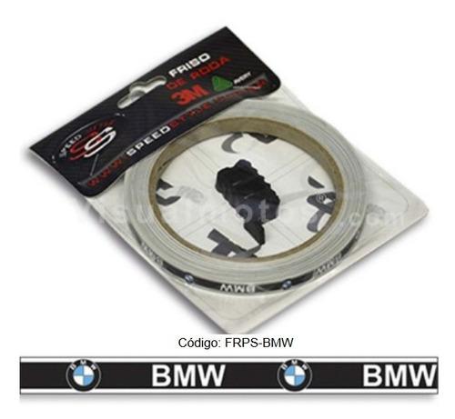 Friso Adesivo De Roda Personalizado Bmw Original