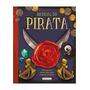 Livro Pop Up Manual Do Pirata Girassol
