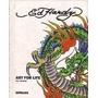 Livro Ed Hardy: Art For Life Alan Govenar