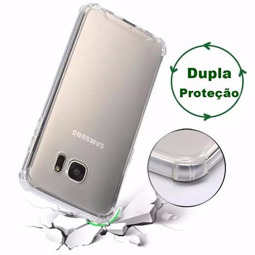 Capa Anti-impacto Air Celular Samsung Galaxy S7 Flat G930f Original