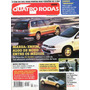 Quatro Rodas Nº455 Marea Weekend Hlx Vectra Cd 2.2 16v Tigra