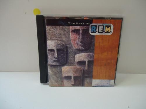 Cd R.e.m - The Best Of - By Trekus Vintage Original