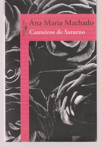 Canteiros De Saturno - Ana Maria Machado (novo) Original
