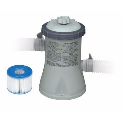 Piscina intex 4485 litros estrutural bomba filtro 220v for Filtro piscina intex