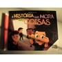 Livro A História Que Mora Nas Coisas Sandra Aymone Arte Som