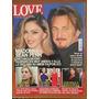 Revista Love: Madonna & Sean Penn / Rainha Rania Jordania