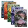 Kit Livros A Maldição Do Tigre 5 Volumes Edição Normal