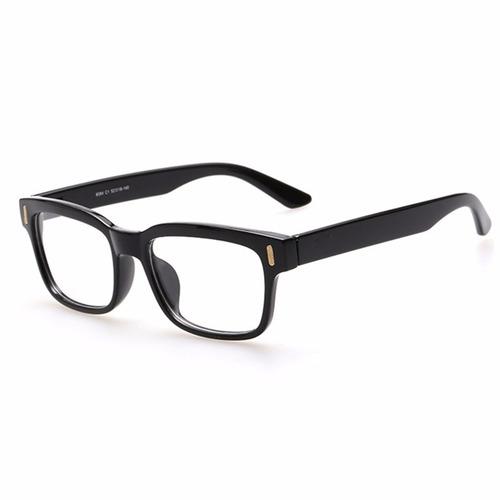 ede9e5e28 ... comprar Armação Óculos De Grau Quadrado Grande Masculino Feminino Ca ...