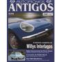 Automóveis Antigos Nº10 Willys Interlagos Dodge Kingsway Sw