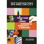 Livro Guia Não Autorizado Sex And The City Brinde