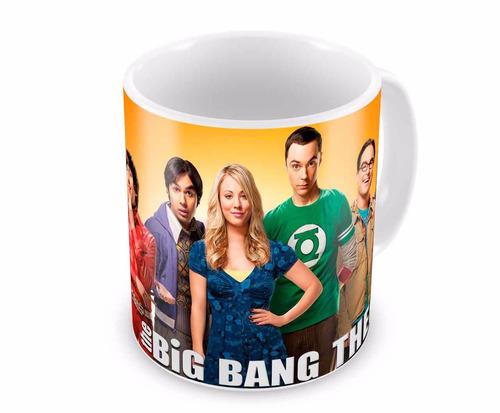 Caneca de Porcelana The Big Bang Theory