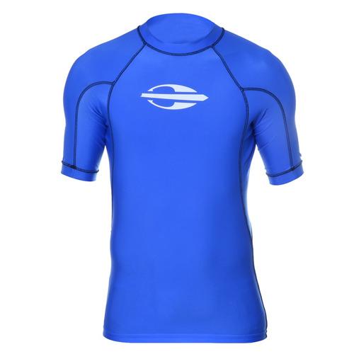 Camiseta Masculina Mormaii Lycra Extraline - Cor: Azul P