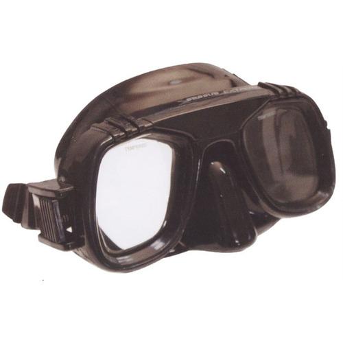Máscara Extreme Caça Black - Seasub