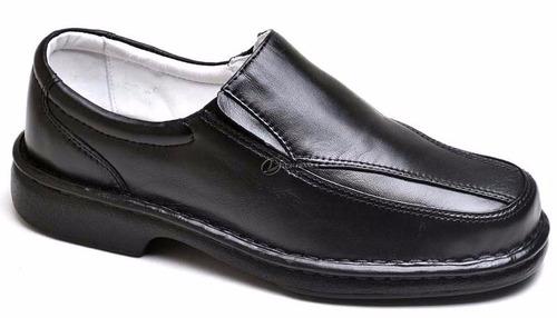 8b3538f1c comprar Sapato Masculino Antistres Ortopédico Indicado P Diabéticos ...