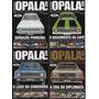 Kit Opala & Cia Especial Guia Histórico Evolução 1, 2, 3 E 4