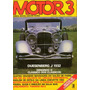 Motor 3 N°29 Duesenberg J 1932 Lincoln Continental Chevette