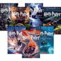 Kit Harry Potter J.k. Rowling 7 Livros Lacrados