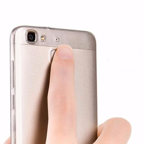 Capa Capinha Ultra Fina Tpu Huawei Enjoy 5s Pelicula Brinde Original