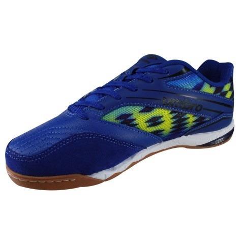 Comprar Tenis Chuteira Futsal Umbro Falcao Pro 2 Couro 100% Original -  Apenas R  259 b5b007619dd00